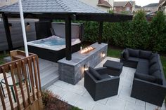 Extérior Project / Gazebo - industrial - spaces - montreal - N Design Interieur