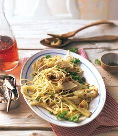 Landküche: Spaghetti aus Sizilien