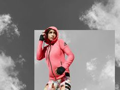 adidas - on Behance Action Poses, Fashion Photography, Winter Jackets, Levis, Lime, Chrome, Shell, Behance, Winter Coats
