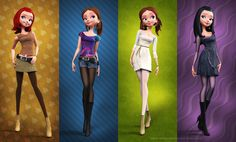 30 Creative 3D Cartoon Character Designs for your inspiration | Read full article: http://webneel.com/30-creative-3d-cartoon-character-designs-your-inspiration | more http://webneel.com/3d-characters | Follow us www.pinterest.com/webneel