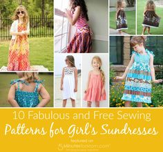 Sewing-Patterns-Sundresses-for-Girls.jpg (1185×1109)