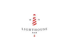 Lighthouse logomark Inspiration Boards, Logo Design Inspiration, Creative Logo, Cool Logo, Logo Branding, Graphic Illustration, Lighthouse, Typography, Awesome Logos