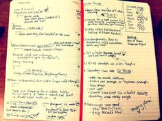 I dont know what it is about handwritten diaries but I really love them. Makes my heart warm and fuzzy.. :)