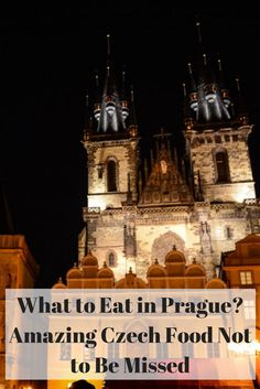 When we think about Prague, it's inevitable that historic landmarks such as the Charles Bridge, the Astronomical clock or St. Vitus Cathedral will be at the forefront of our thoughts. If you only have a short amount of time, such as 24 hours in Prague like we did, it's inevitable that you will want to experience all of this and more. But what about all of the amazing cuisine you can sample while exploring the Czech capital. We decided to put together a post that will hopefully answer that…