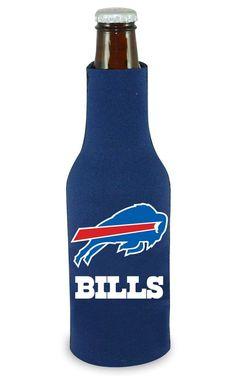 Buffalo Bills Bottle Suit Holder - Navy