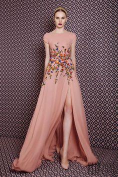 22 New Ideas For Embroidery Designs Fashion Georges Hobeika Elegant Dresses, Pretty Dresses, Formal Dresses, Wedding Dresses, Look Fashion, Fashion Design, Classy Fashion, Fashion Styles, Fall Fashion