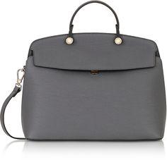 d03c823206 Furla Mercury Leather My Piper Medium Top Handle Satchel Bag  handbags   leather  furla
