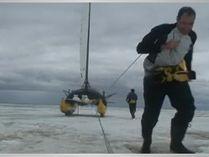 les forçats de la banquise Catamaran, Adventure, Sports, Sea Ice, Hs Sports, Sport, Adventure Game, Adventure Books