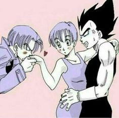 "Vegeta ""MY Woman!""better run Trunks Milk Y Goku, Manga Anime, Funny Hamsters, Dragon Ball Z Shirt, Dbz Characters, Pokemon Ships, Goku And Vegeta, Dragon Pictures, Awesome Anime"