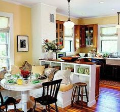 Revive. Restore. Renew.: Kitchen Inspiration