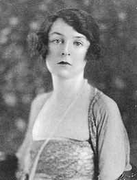Winifred May, Marquesa de Casa Maury (28 July 1894 – 16 March 1983), universally known by her first married name as Freda Dudley Ward, was an English socialite best known for being a mistress of the Prince of Wales, who later became King Edward VIII.