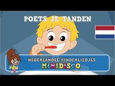 Poets Je Tanden | Kinderliedjes | Liedjes voor peuters en kleuters | Minidisco - YouTube Vans Top, Diy For Kids, Family Guy, Teen, Play, Learning, School, Projects, Carnival