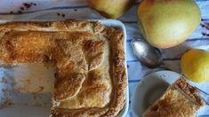 Easy apple pie recipe - this is my super easy apple pie recipe with pink peppercorns #applepie #applepierecipe #easyapplepie #pudding #recipe #baking