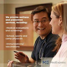 MedExpress Urgent Care Bristol, TN 37620 423 - 844 - 0026 medexpress.com #BelieveinBristol
