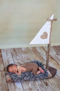 wood raft prop raft prop baby raft prop by KaroLovewdzianka Outdoor Baby Photography, Newborn Photography Props, Children Photography, Baby Boy Photos, Boy Pictures, Newborn Pictures, Baby Shooting, Baby Christmas Photos, Accessoires Photo