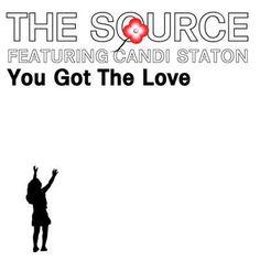 You Got The Love (Extended New Voyager Mix) van The Source Feat. Candi Staton gevonden met Shazam. Dit moet je horen: http://www.shazam.com/discover/track/44205143