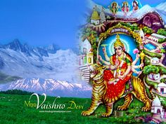 FREE Download Maa Vaishno Devi Wallpapers