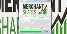 Merchant Shares Hack Cheat