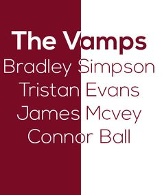 Brad, tristan, james and connor Bradley Simpson, Love Band, Cool Bands, Evan And Connor, Meet The Vamps, Somebody To You, Music X, British Boys, Indie Pop