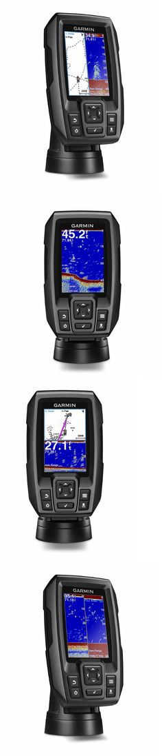 Fishfinders 29723: Fish Finder Gps Combo For Boat Kayak Ice Fishing Depth Marine Sonar Transducer -> BUY IT NOW ONLY: $165.6 on eBay!