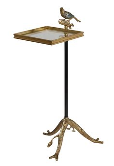 Accent Table in Brass/Iron | Maitland-Smith | Home Gallery Stores
