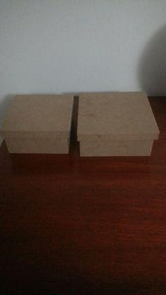 Caixas 12X12 e 15X15