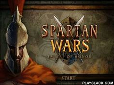 Spartan Wars Empire Of Honor  Android Game - playslack.com , Spartan Wars: Empire of Honor is a multiplayer large-scale strategy. Spartan world needs an actual boss, and Heroes and Gods will aid him! And only simpletons act stand in your path. In the 5th century B.C. The Greeks defeated  the world and filled  the land with blood of soldiers. After having wrecked  almost all the foes they began an inner attempt for control over the world and Sparta! Your work is to create the municipality…