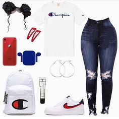 Teen Fashion : Sensible Advice To Becoming More Fashionable Right Now – Designer Fashion Tips Swag Outfits For Girls, Cute Outfits For School, Teenage Girl Outfits, Cute Swag Outfits, Cute Comfy Outfits, Teen Fashion Outfits, Look Fashion, Travel Outfits, Vacation Outfits