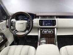 2013 Land Rover Range Rover - Interior