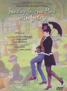 Sunday in the Park with George: Mandy Patinkin, Bernadette Peters, Barbara Bryne, Mary D'Arcy, Sue Anne Gershenson, Cris Groenen... sue ann, mandi patinkin, bernadett peter