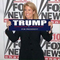Welcome aboard the Trump Train Greta !!!