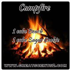 Campfire Scentsy Recipe