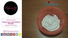 Crema al latte homemade per farcire la KINDER FETTA AL LATTE | senza lat...
