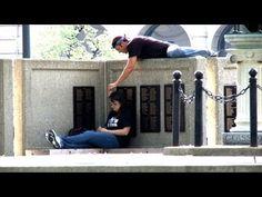 The Tickle Bug Prank - YouTube