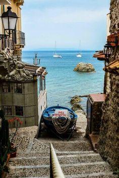 Scilla - Reggio di Calabria - Italy