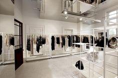 LIFEwithBIRD concept store by Wonder, Melbourne store design Boutique Interior, Retail Interior Design, Interior Ideas, Boutique San Francisco, Modegeschäft Design, Your Design, Design Ideas, Coco Chanel, Fashion Store Design
