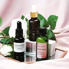 There are so many benefits to incorporating facial oils into your daily skincare routine. Facial Oil, Skincare Routine, Personal Care, Skin Care, Bottle, Beauty, Self Care, Personal Hygiene, Flask