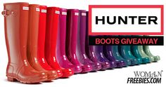 HUNTER BOOTS GIVEAWAY