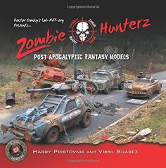 Zombie Hunterz: Post Apocalyptic Fantasy Models