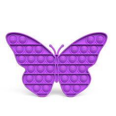 Sensory Toys For Autism, Sensory Tools, Pop Bubble, Bubble Wrap, Cool Fidget Toys, Sensory Disorder, Rainbow Bubbles, Push Toys, Stress Toys
