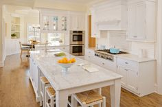 60 Beautiful Kitchen Island Ideas - http://freshome.com/kitchen-island-ideas/