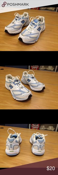 New Balance shoes size 8 100% of proceeds go to the National Alliance on Mental Illness (NAMI) of Palm Beach County, Florida.  NAMI provides education, support and advocacy with the goal to empower individuals and their families living with mental illness. New Balance Shoes Sneakers