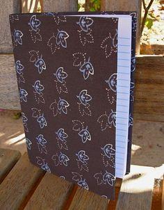 Caderno Outono R$12.00