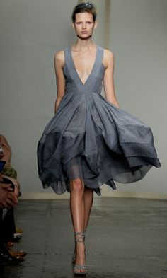 Donna Karan - New York Fashion Week Spring Summer 2013