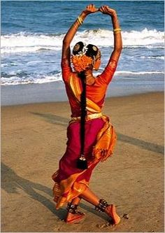 Indian Dancer - Cathak Dance or Baratanatyam?