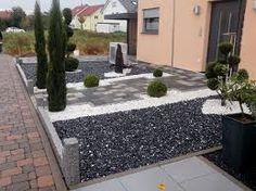 Bildergebnis für vorgarten gestalten pflastern | vorgarten ...