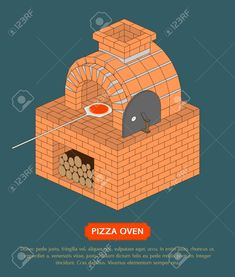 Barbecuing & Outdoor Heating Precise Wood Fired Pizza Oven 90cm Black Deluxe-extra-corner Orange-brick Package Easy To Repair