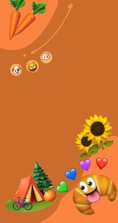 Emoji Wallpaper Iphone, Cute Emoji Wallpaper, Cute Patterns Wallpaper, Cute Cartoon Wallpapers, Birthday Captions Instagram, Mecca Wallpaper, Happy Birthday Posters, Instagram Frame Template, Photo Collage Template