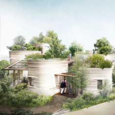 Thomas Heatherwick unveils design for plant-covered Maggie's Centre in Yorkshire
