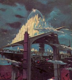 Image result for sci fi 70 art
